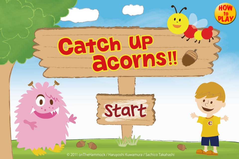 CatchUpAcorns Screenshot