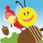 "iPhoneアプリゲーム""CatchUpAcorns""リリース!!"