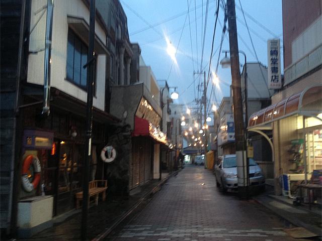 三崎銀座商店街