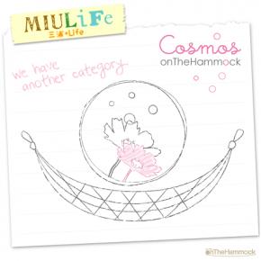 「Cosmos*onTheHammock」OTHの姉妹カテゴリあり〼。